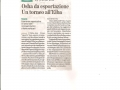 Articolo Elba - La Provincia 16-06-2015