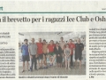Assistenti bagnanti Dalila Vignando - La Porovincia 19-5-2015